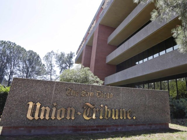 San Diego Union-Tribune (Gregory Bull / Associated Press)