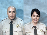 Juanita Davila and Toamalama Scanlan (Fresno County Sheriff)
