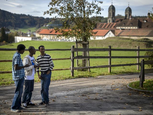 Migrants Switzerland