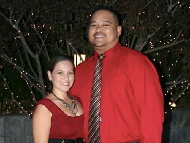 Jennifer Favela and Jeffrey Parungao (Facebook)