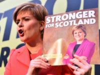 Nicola Sturgeon SNP