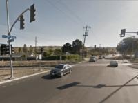Railroad crossing (Google Maps)
