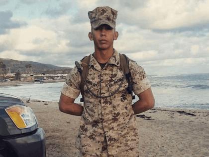 U.S. Marine Lance Corporal Carlos Segovia (Facebook)