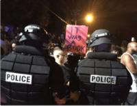 Protester charlotte book