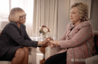Hillary Clinton: It's Really Hard For A Woman To Be Tough And Likable