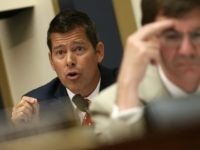 WASHINGTON, DC - JULY 15: U.S. Rep. Sean Duffy (L) (R-WI) questions Federal Reserve Board Chairwoman Janet Yellen before the House Financial Services Committee July 15, 2015 in Washington, DC. Yellen told the committee that the Fed is still set to raise short-term interest rates this year due to an …