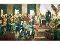 Signing Constitution  Howard Chandler Christy