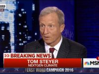 Tom Steyer: After Putin Summit Impeaching Trump a Question of Patriotism