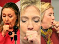 Three Coughing Clintons abc:AP