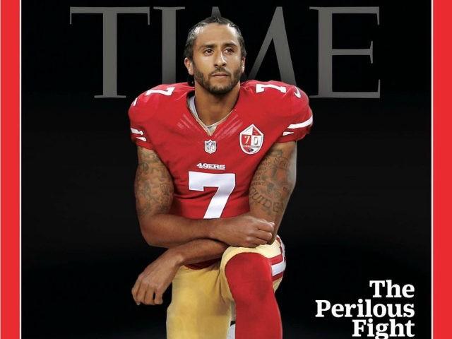 Time Magazine Colin Kaepernick