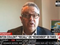 CNN's Toobin: 'All of Us' in MSM Must 'Have a Lot of Humility' When Making Trump Predictions
