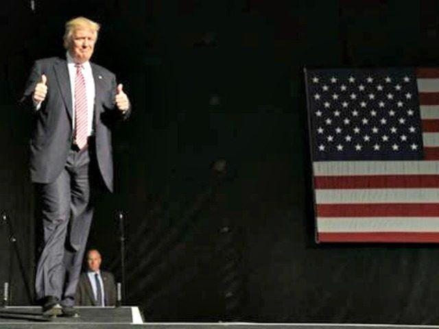Trump N. Carolina AP