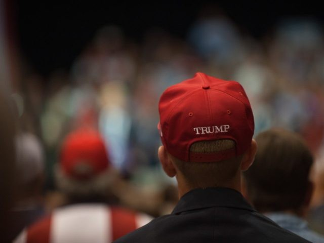 Trump supporter (Jeff Swensen / Getty)