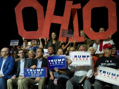 Pat Caddell: 'Desperate' Media Now Claiming Ohio Is Not a 'Bellwether' Because 'Trump's Ahead'