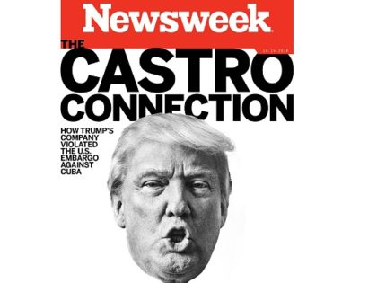 Newsweek Drops Cuba Hit Piece on Heels of Trump Outreach to Florida's Cuban-Americans
