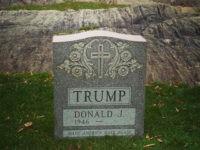 TrumpTombstone