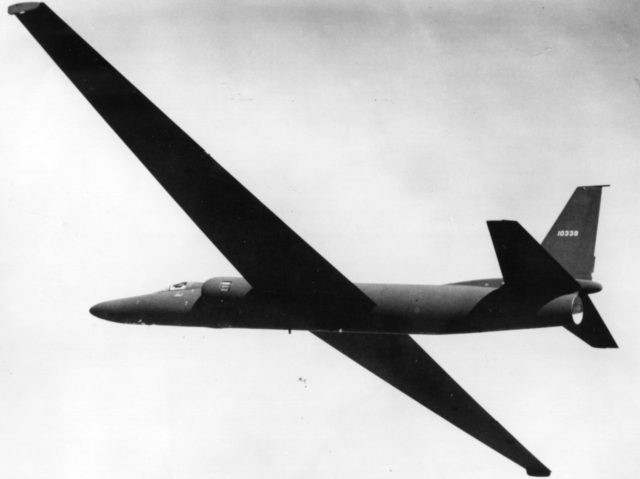 U-2 (Central Press / Getty)