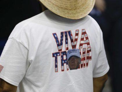 Viva Trump California (Chris Carlson / Associated Press)