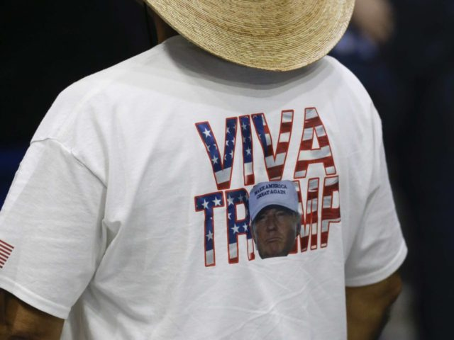 Viva Trump California (Chris Carlson / Associated Press)