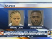 Baltimore Police Department/Screenshot