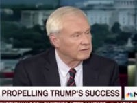 Chris Matthews: Support for Trump Based on Patriotism