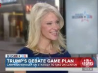 Conway: Clinton Campaign 'Gaming the Refs' Ahead of Debate