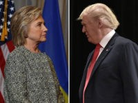 Exclusive — Breitbart/Gravis Poll: Hillary Clinton Holds National Lead over Donald Trump