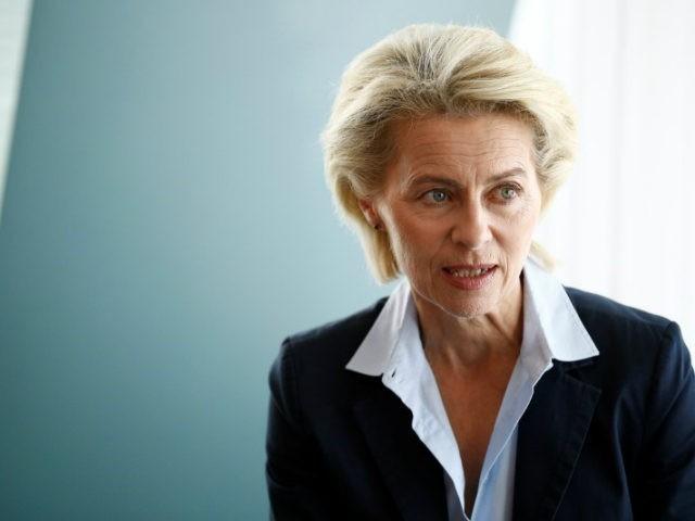 BERLIN (Reuters) - German Defence Minister Ursula von der Leyen …