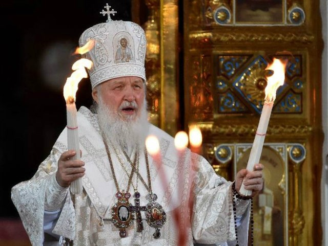 (AFP) - Russian Orthodox Patriarch Kirill on Tuesday signed a …