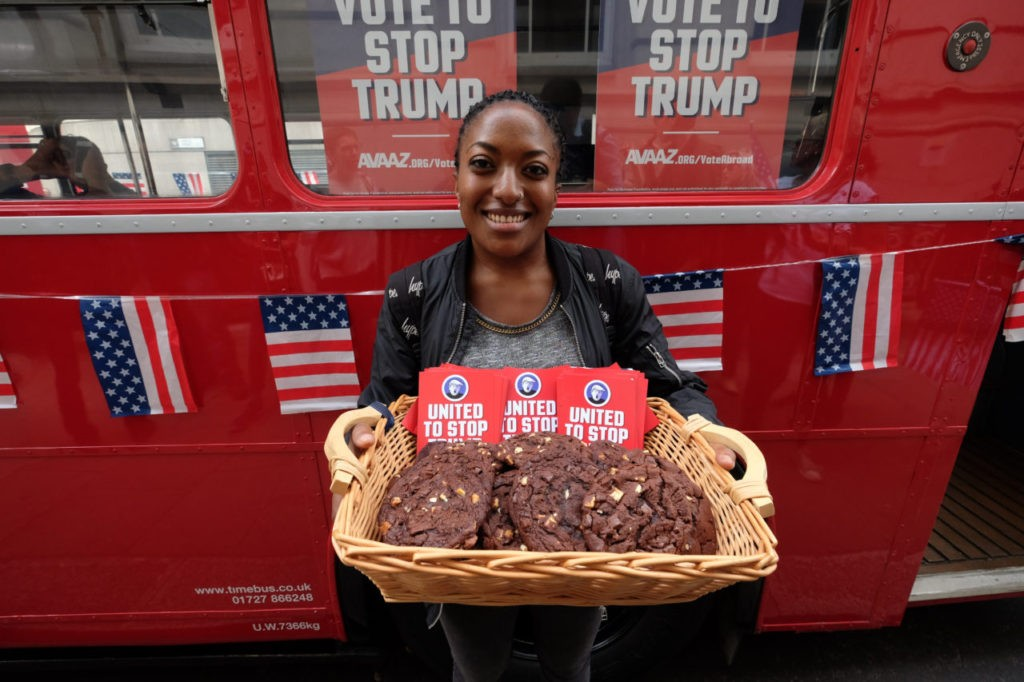 Stop Trump London