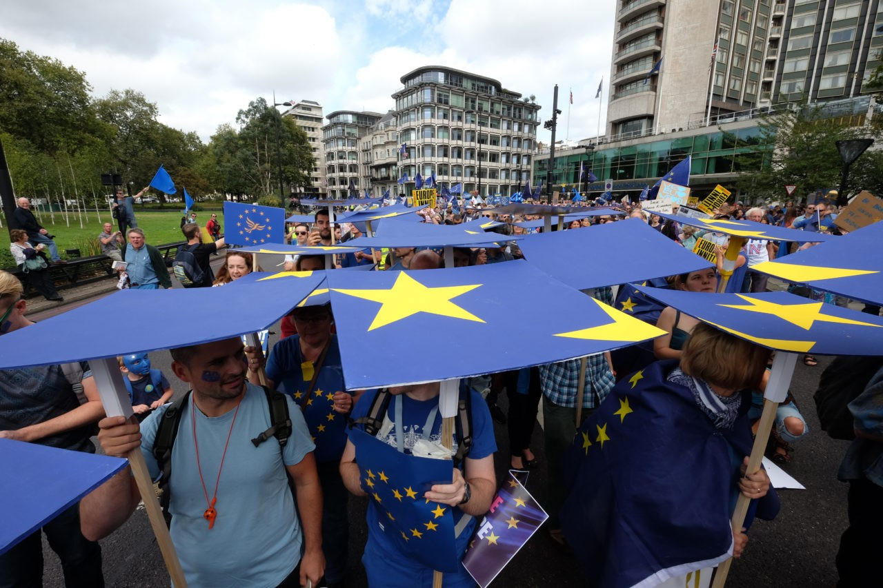 March for Europe