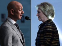 jeff-bezos-hillary-clinton-getty