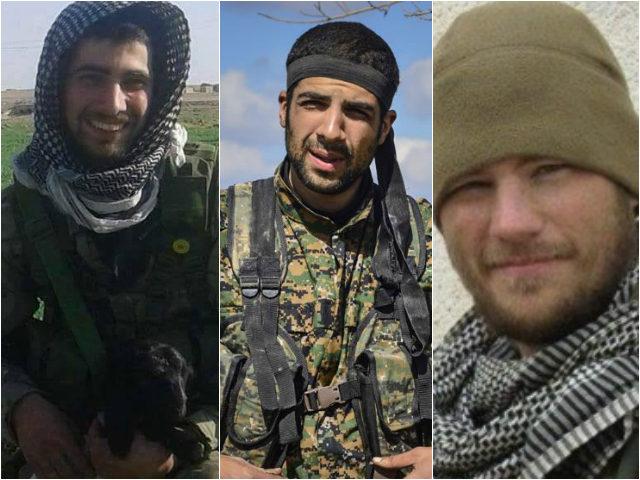 Americans Killed Fighting Islamic State Alongside Kurds Returned to U.S.