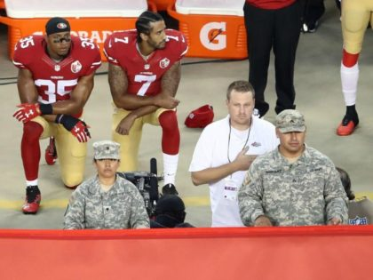 NFL Ratings Continue to Plunge in Third Week of National Anthem Protests