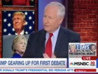 Kristol: Trump Knows Deep in His Heart He Shouldn't Be President