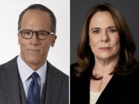 Report: Lester Holt May Pull a Candy Crowley at First Presidential Debate