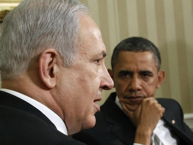 obama-stares-at-netanyahu