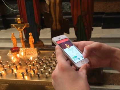 Russia Jails Atheist Blogger for Playing Pokemon Go in Cathedral