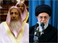 Saudi Arabia and Iran leaders