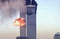 A hijacked commercial plane crashes into the World Trade Center 11 September 2001 in New York. The landmark skyscrapers were destroyed in the attack. The all-out war on terrorism unleashed by Washington after the attacks marked a turning point in US-Arab relations and nowhere more so than in once top …