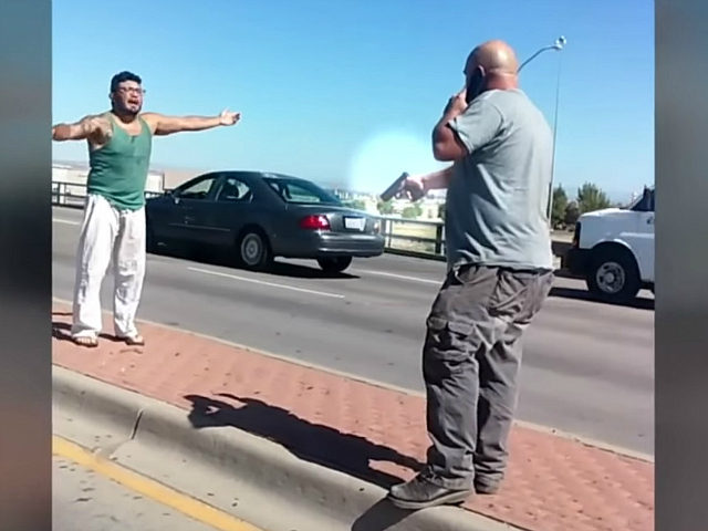 VIDEO: Suspect Pleads for Life as Armed Citizen Holds Him at Gunpoint