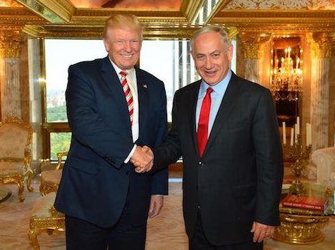 Trump to Netanyahu: I Will Recognize Jerusalem as the Capital of Israel