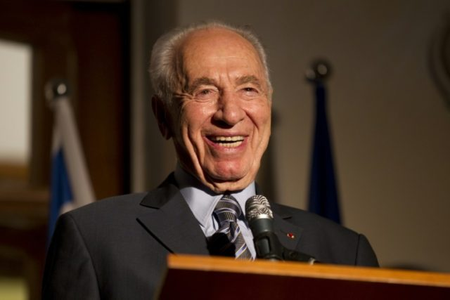 Israeli ex-president and Nobel Peace Prize winner Shimon Peres Peres has died in hospital where he was admitted on September 13 after suffering a stroke with internal bleeding