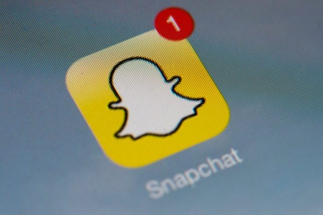 Snapchat has been popular among the millennial generation as young people move away from the permanent data collection of more established platforms such as Facebook