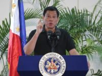 Duterte: Philippines Will Not Be a 'Dog Barking for Crumbs' from U.S.