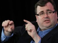 LinkedIn co-founder Reid Hoffman's offer to donate $5M if Donald Trump releases his tax returns is an effort to draw attention to a campaign for organizations that assist veterans