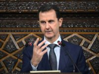 "Syrian President Bashar al-Assad said ""the Syrian state is determined to recover every area from the terrorists,"" state media reported"