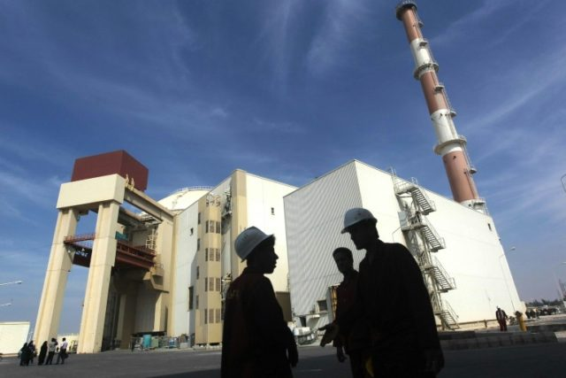 Russia has helped Iran develop its nuclear power capabilities by building plants