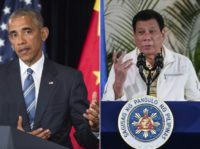 Philippines: Duterte Calls Obama 'Son of a Whore' Again in 'Goodbye' to America