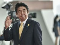 Japan's PM Shinzo Abe